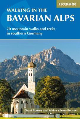 Picture of Walking in the Bavarian Alps: 70 mountain walks and treks in southern Germany