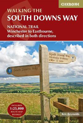 Picture of The South Downs Way: Winchester to Eastbourne, described in both directions