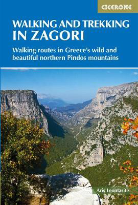 Picture of Walking and Trekking in Zagori: Walking routes in Greece's wild and beautiful northern Pindos mountains