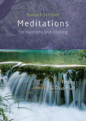 Picture of Meditations  for Harmony and Healing: Finding The Greater Self