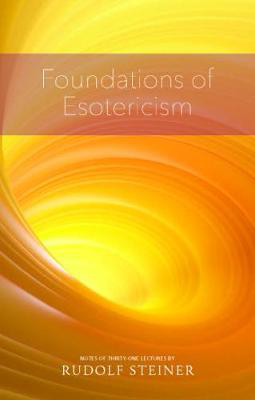 Picture of Foundations of Esotericism