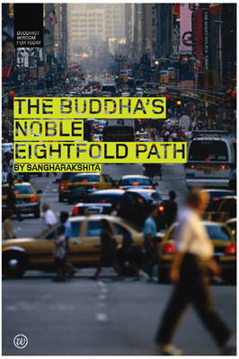 Picture of The Buddha's Noble Eightfold Path