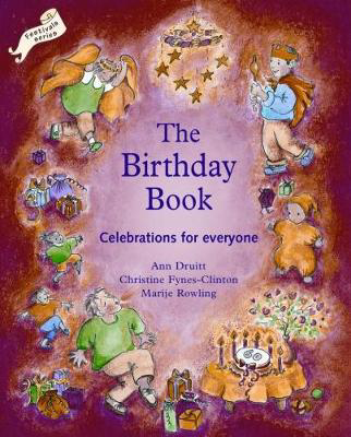 Picture of Birthday Book: Celebrations for Everyone