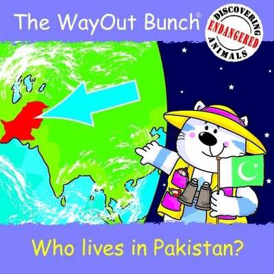 Picture of The Wayout Bunch - Who Lives in Pakistan?