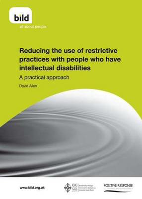 Picture of Reducing the Use of Restrictive Practices with People Who Have Intellectual Disabilities