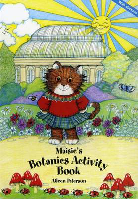 Picture of Maisie's Botanic Activity Book