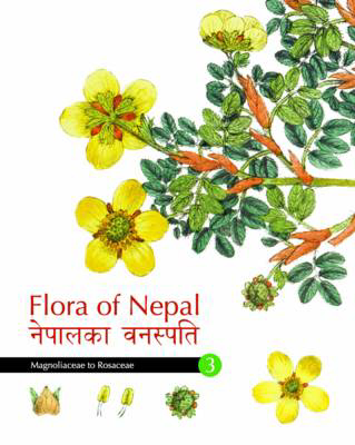 Picture of Flora of Nepal: Volume 3