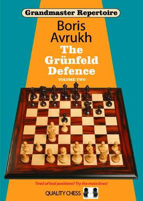 Picture of Grandmaster Repertoire 9 - The Grunfeld Defence Volume Two