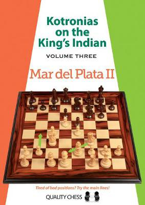 Picture of Kotronias on the Kings Indian: Volume III: Mar Del Planta II