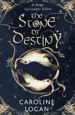 Picture of The Stone of Destiny: A Four Treasures Novel (Book 1)