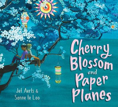Picture of Cherry Blossom and Paper Planes