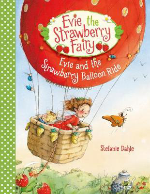 Picture of Evie and the Strawberry Balloon Ride