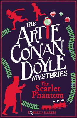 Picture of Artie Conan Doyle and the Scarlet Phantom