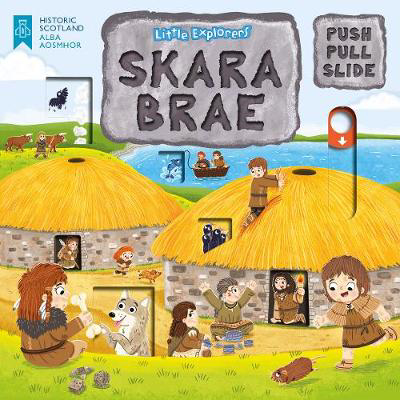 Picture of Little Explorers: Skara Brae (Push, Pull and Slide)