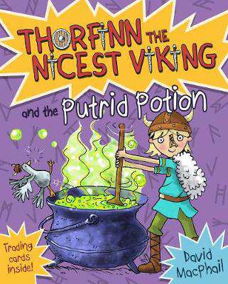 Picture of Thorfinn and the Putrid Potion