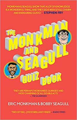 Picture of The Monkman & Seagull Quiz Book