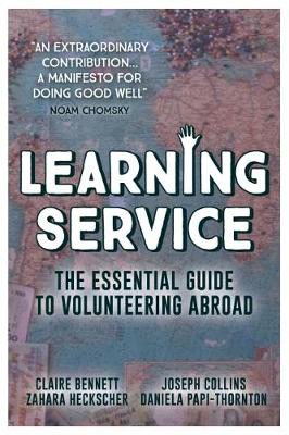 Picture of Learning Service: The essential guide to volunteering abroad