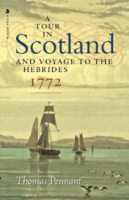 Picture of A Tour in Scotland, 1772: And Voyage to the Hebrides