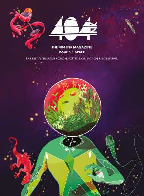 Picture of 404 Ink: Issue 5: Space