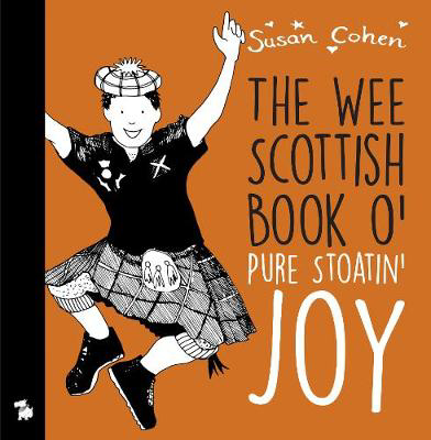 Picture of The Wee Book O' Pure Stoatin' Joy