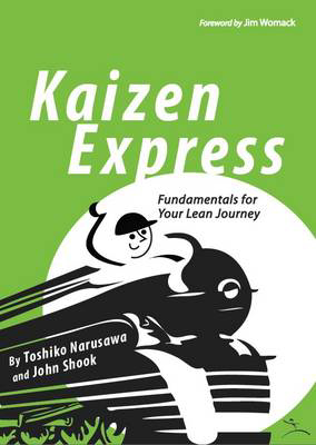 Picture of Kaizen Express: Fundamentals for Your Lean Journey