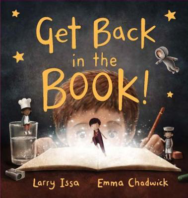 Picture of Get Back in the Book!