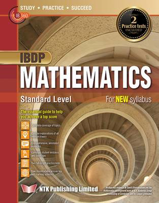 Picture of IBDP Study Guide Mathematics (Standard Level)