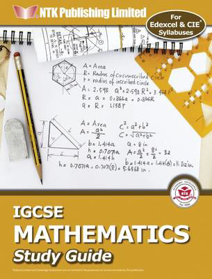 Picture of IGCSE Mathematics Study Guide (for Edexcel & CIE Syllabuses)