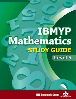 Picture of IBMYP MATHEMATICS STUDY GUIDE LEVEL 5