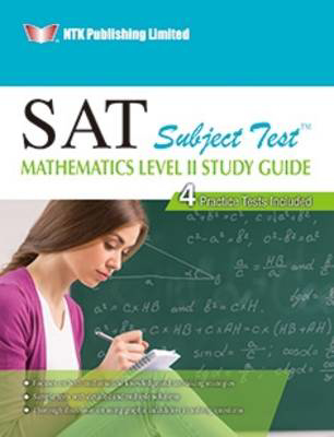 Picture of SAT Math Level II Study Guide