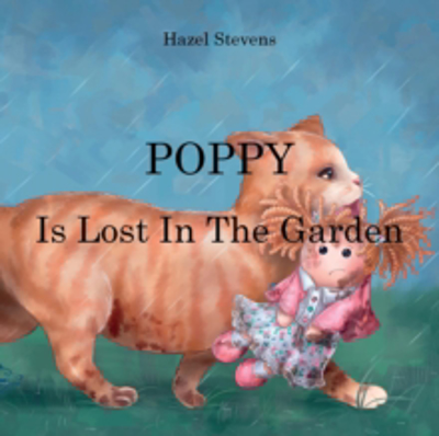 Picture of POPPY IS LOST IN THE GARDEN