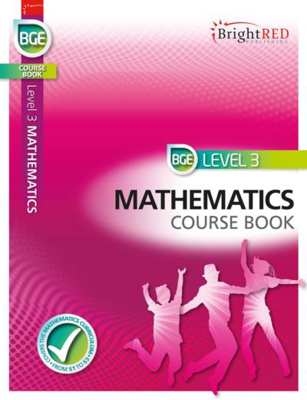 Picture of BrightRED Course Book Level 3 Mathematics