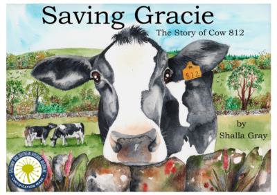 Picture of Saving Gracie: The Story of Cow 812