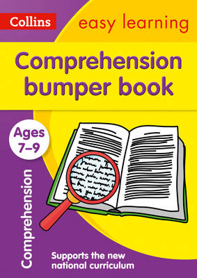 Picture of Comprehension Bumper Book Ages 7-9: Prepare for school with easy home learning (Collins Easy Learning KS2)