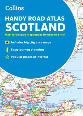 Picture of Collins Handy Road Atlas Scotland
