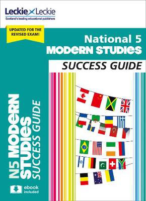 Picture of National 5 Modern Studies Success Guide: Revise for SQA Exams (Leckie N5 Revision)