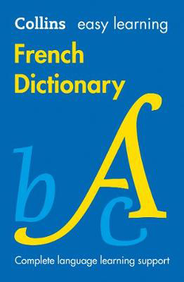 Picture of Easy Learning French Dictionary: Trusted support for learning (Collins Easy Learning)