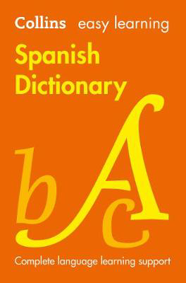 Picture of Easy Learning Spanish Dictionary: Trusted support for learning (Collins Easy Learning)