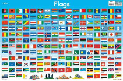 Picture of Flags (Collins Children's Poster)