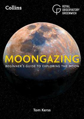 Picture of Moongazing: Beginner's guide to exploring the Moon
