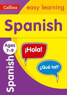 Picture of Spanish Ages 7-9: Ideal for learning at home (Collins Easy Learning Primary Languages)