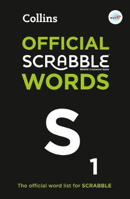 Picture of Official SCRABBLE (R) Words: The official, comprehensive word list for SCRABBLE (R)