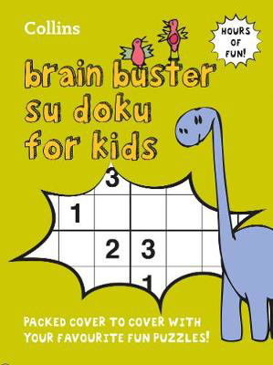Picture of Collins Brain Buster Su Doku for Kids