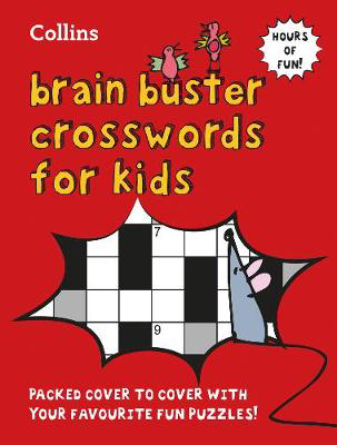 Picture of Collins Brain Buster Crosswords for Kids