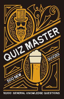 Picture of Collins Quiz Master: 10,000 general knowledge questions