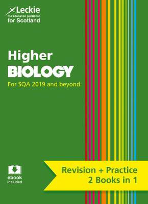 Picture of Higher Biology: Revise for SQA Exams (Leckie Complete Revision & Practice)