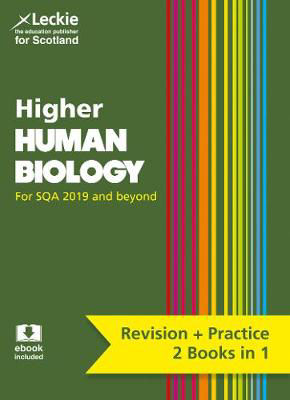 Picture of Higher Human Biology: Revise for SQA Exams (Leckie Complete Revision & Practice)
