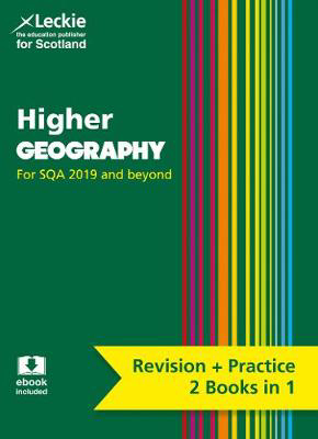 Picture of Higher Geography: Revise for SQA Exams (Leckie Complete Revision & Practice)