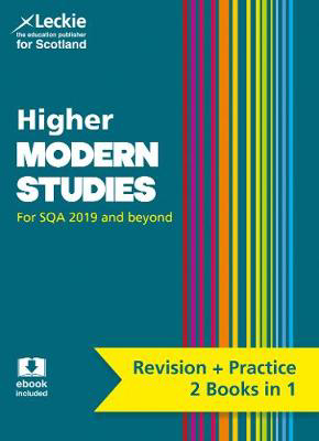 Picture of Higher Modern Studies: Revise for SQA Exams (Leckie Complete Revision & Practice)