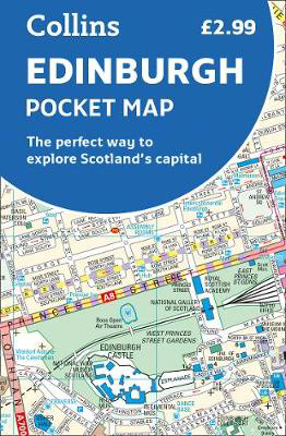 Picture of Edinburgh Pocket Map: The perfect way to explore Edinburgh